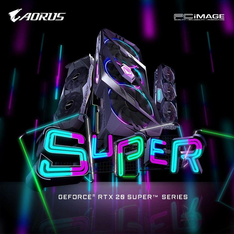 Aorus RTX20 Super Series