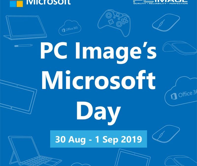 PC Image Microsoft Day 2019