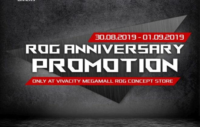ROG Anniversary Promotion