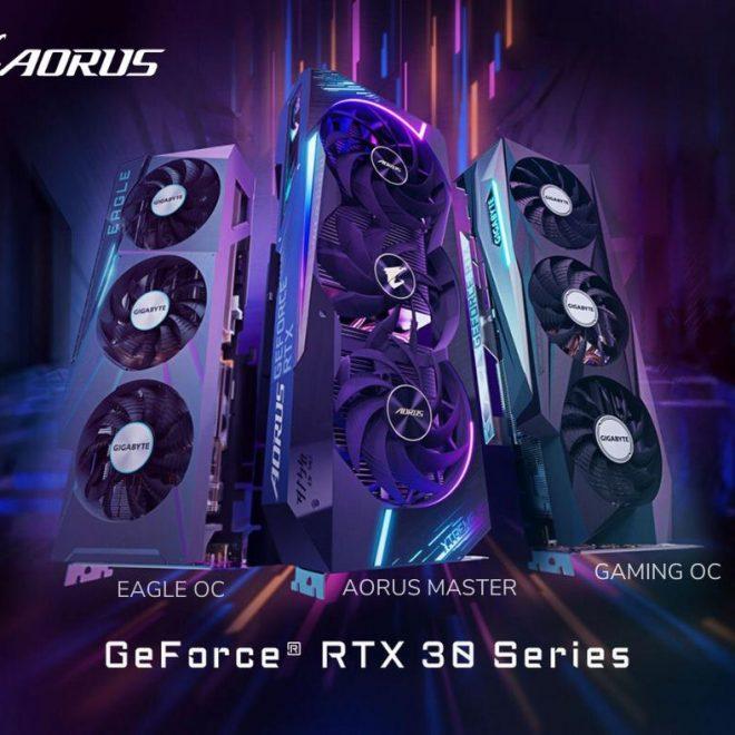 Adrus GeForce-RTX 30 Series