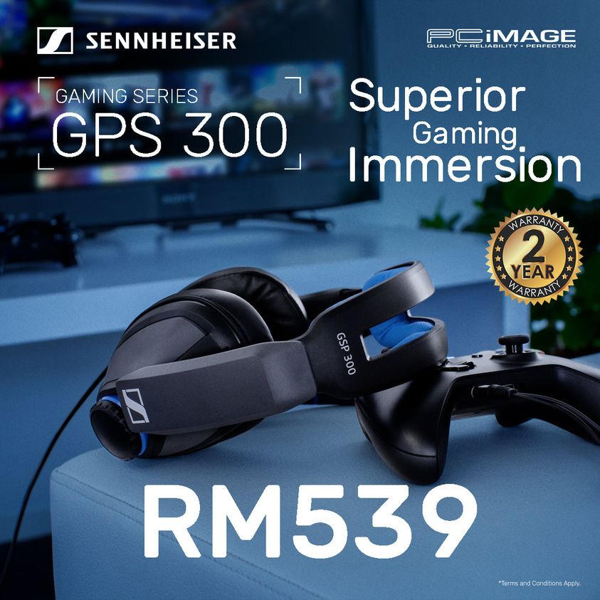 Sennheiser-Gaming-Series-GPS300